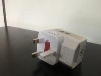 adapter / plug adapter