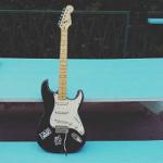 električna kitara / electric guitar