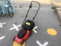 kosilnica, električna / electric lawn mower