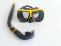 potapljaška maska z dihalko / diving goggles and snorkel