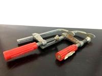 mizarska spona / bar clamps