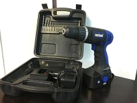 akumulatorski vrtalnik / cordless drill