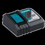 Kit chargeur rapide LI-ION Makita (+4 batteries)