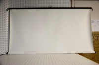 Ecran pour projection, 100x100 cm sans pied