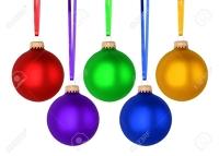 Set de boules de Noel