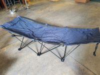 Transat de camping pliable