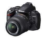 Appareil Photo Numérique Nikon D3000