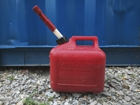 Gasoline Container