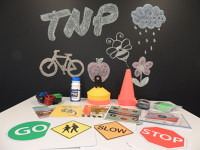 1010 Bicycles and Bike Safety K-6