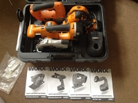 5 part Power Tool set (boxed)