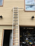 28 foot extension ladder