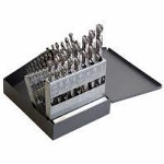 drill bit set (green box)