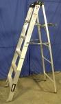 Husky 6 ft stepladder