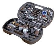 pneumatic tool set incl impact wrench, die grinder, air hammer, etc