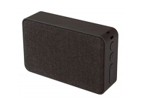 Ativa™ Fabric-Covered Wireless Speaker, Black