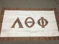 Greek Letter Flag: Lambda Theta Phi Latin Fraternity, Inc.