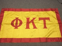 Greek Letter Flag: Phi Kappa Tau
