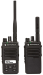 Two- Way Radio and Optional Earpiece