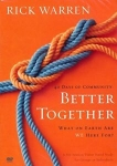 40 Days of Community: Better Together by Rick Warren