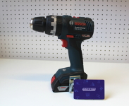 Chuck the Drill (cordless)