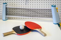 Tim the Table Tennis Set