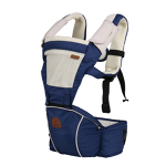 Bebear Hipseat Carrier Blue