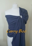 Carry Boo Ring Sling Navy
