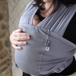 Caboo Carrier Lite Greystone