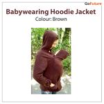 Pentelka Babywearing Fleece Brown Medium