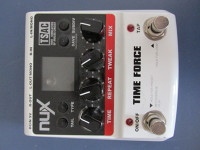 Nux Time Force Multi Digital Delay