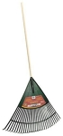 Ames True Temper Greensweeper Poly Rake With 48-Inch Wood Handle