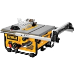 10-Inch Compact Job-Site Table Saw with 20-Inch Max Rip Capacity - 120V