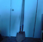 Shovel- round