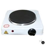 Elektrische kookplaat enkel