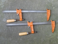 Bar Clamps, 12 inch