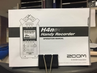 Zoom Recorder Manual
