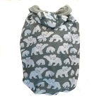 BundleBean Fleece Lined Babywearing Cover