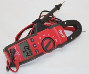 Multimeter (Clamp-on AC Ammeter )
