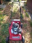 Lawn mower #1