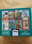 Jigsaw puzzle - WW1 Recruitment Posters