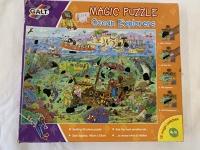 Jigsaw puzzle; 50 pieces, Ocean Explorers