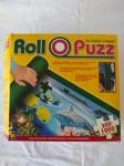 Jigsaw roll-up mat