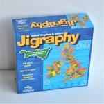 Jigraphy jigsaw