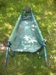 Wheelbarrow (foldable)