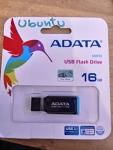 Memoria USB con Ubuntu