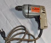 """Drill, corded, non-reversible - 1/4"""""""