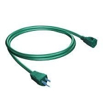 Extension Cord - 7' with 3 prong x 3 plug