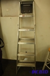 Ladder, Step, aluminum