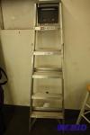 Ladder, Step, aluminum