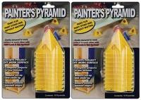Paint Point Pyramids